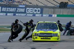 Matt Crafton, ThorSport Racing, Ford F-150 Great Lakes Wood Floors/ Menards