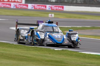 #33 HIGH CLASS RACING - Oreca 07 - Gibson: Mark Patterson, Kenta Yamashita, Anders Fjordbach