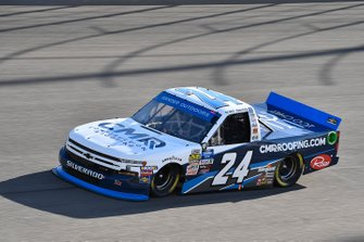 Brett Moffitt, GMS Racing, Chevrolet Silverado CMR Construction & Roofing