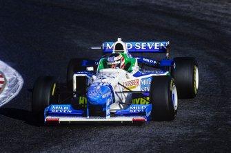 Gerhard Berger, Benetton B196