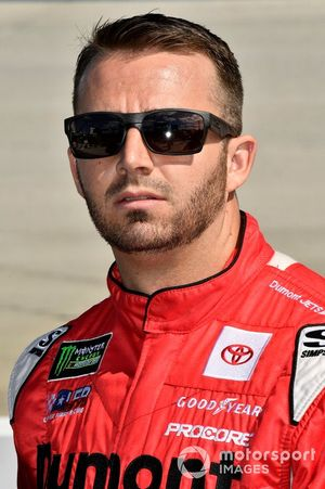 Matt DiBenedetto, Leavine Family Racing, Toyota Camry Dumont Jets