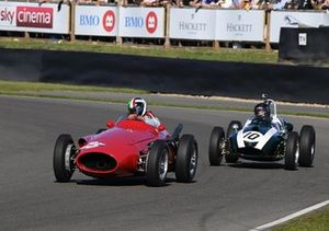 Richmond and Gordon Trophies Marino Franchitti Maserati 250F