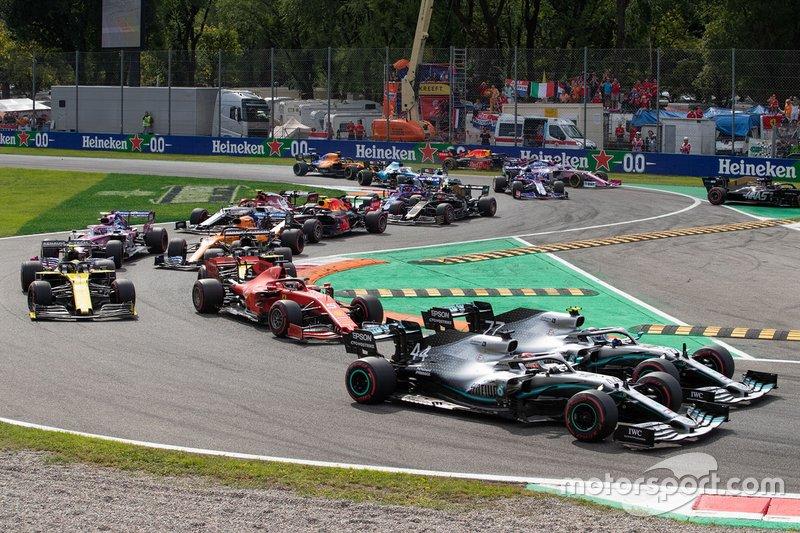 5- GP de Italia: 6 de septiembre