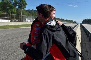 Ganador Christopher Bell, Joe Gibbs Racing, Toyota Supra Ruud