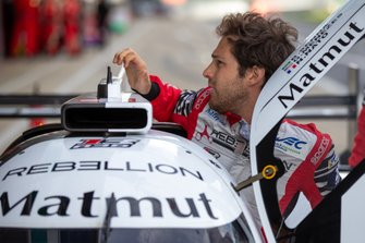 #1 REBELLION RACING - Rebellion R13 - Gibson: Bruno Senna