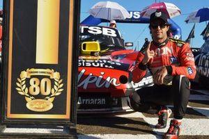 Ganador de la pole José Manuel Urcera, JP Carrera