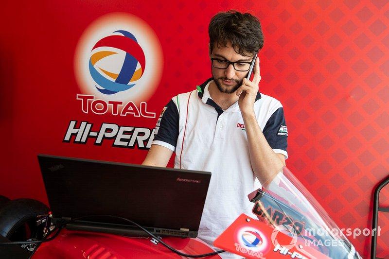 Miembro de Tech3 E-Racing