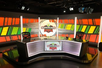 Supercars All Stars Eseries broadcast set