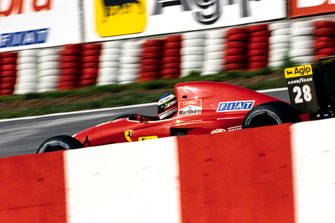 Иван Капелли, Ferrari F92A