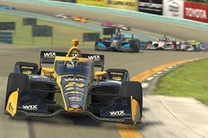 Sage Karam, iRacing, Dreyer & Reinbold Racing-Chevrolet