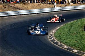 Patrick Depailler, Tyrrell 004, Clay Regazzoni, Ferrari 312B2