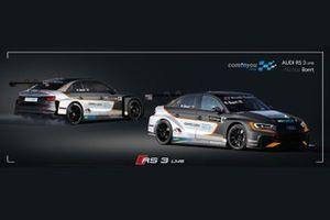 Nicolas Baert, Audi RS 3 LMS TCR, Comtoyou Racing