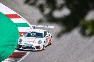 Alberto Cerqui, AB Racing - Centri Porsche di Roma