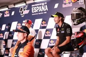 Valentino Rossi, Yamaha Factory Racing, Pre-Event press conference