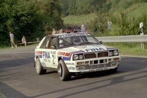 Robert Droogmans, Ronny Joosten, Lancia Delta Integrale 16V