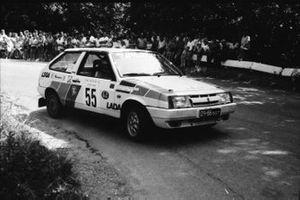 Viktor Lada Samara 21083, Vladimir Nakonechnyy, Lada Samara 21083