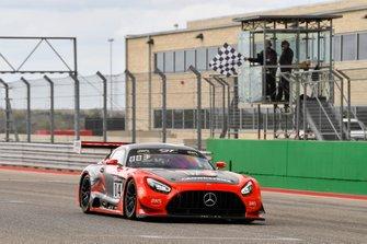 #04 GT3 Pro-Am, DXDT Racing, George Kurtz, Colin Braun, Mercedes-AMG GT