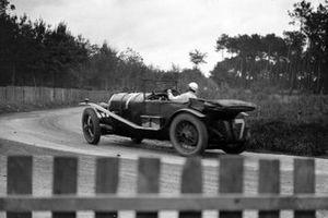 Bentley 3 Litre Speed №7 команды Bentley Motors Ltd: Сэмми Дэвис, Дадли Бенджафилд