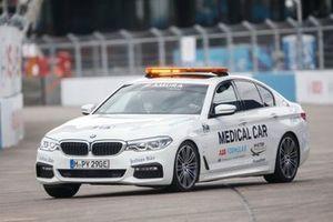 La voiture médicale BMW