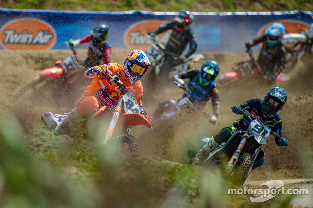 Herlings pakt de kopstart