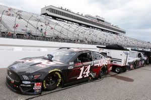 Clint Bowyer, Stewart-Haas Racing, Haas Automation Ford Mustang