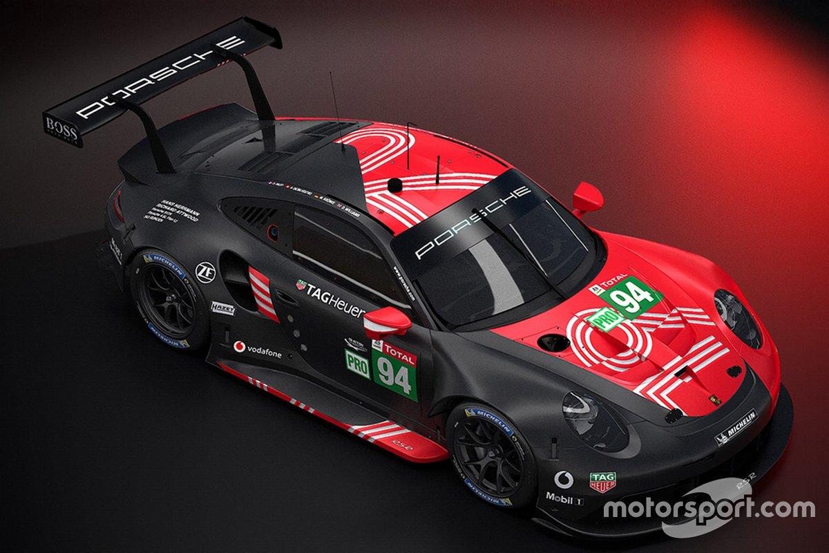 Porsche 911 RSR #94