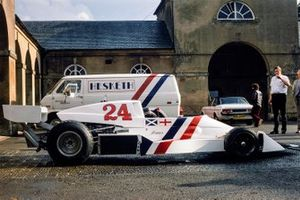 The new Hesketh 308C Ford