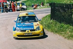 Simon Jean-Joseph, Jack Boyere, Renault Clio S1600