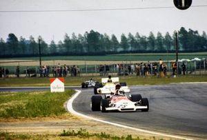 Howden Ganley, BRM P160B, Wilson Fittipaldi, Brabham BT34 Ford