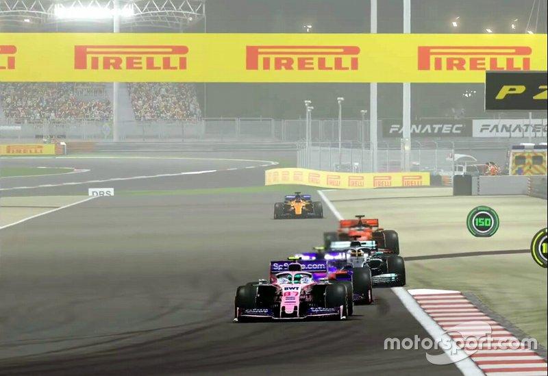 Gran Premio Virtual de Bahrein