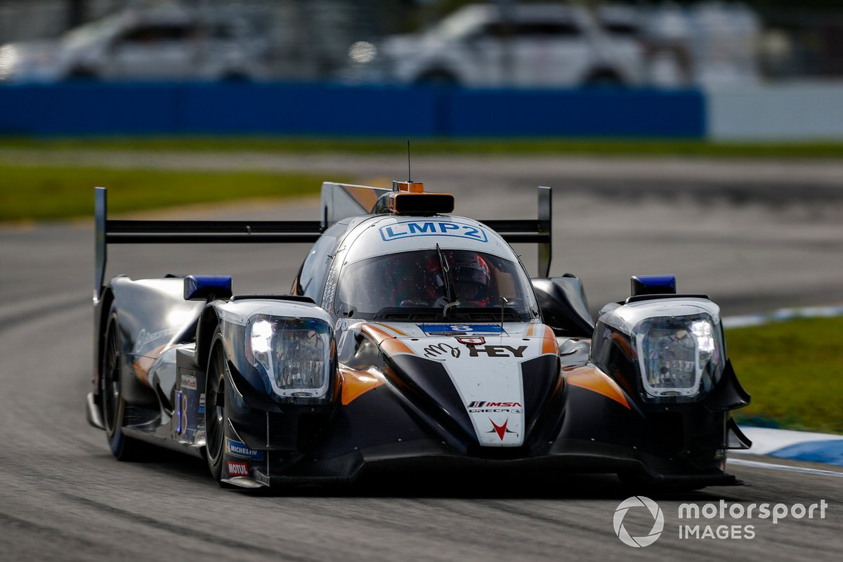 #8 Tower Motorsport by Starworks ORECA LMP2 07, LMP2: Ryan Dalziel, John Farano