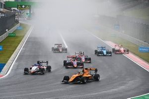 Sophia Flörsch, Campos Racing, Roman Stanek, Charouz Racing System, Oliver Caldwell, Trident en Lirim Zendeli, Trident