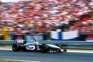 David Coulthard, McLaren MP4-13