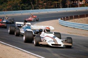 Helmut Marko, British Racing Motors P160, Sam Posey, Surtees TS9 Ford