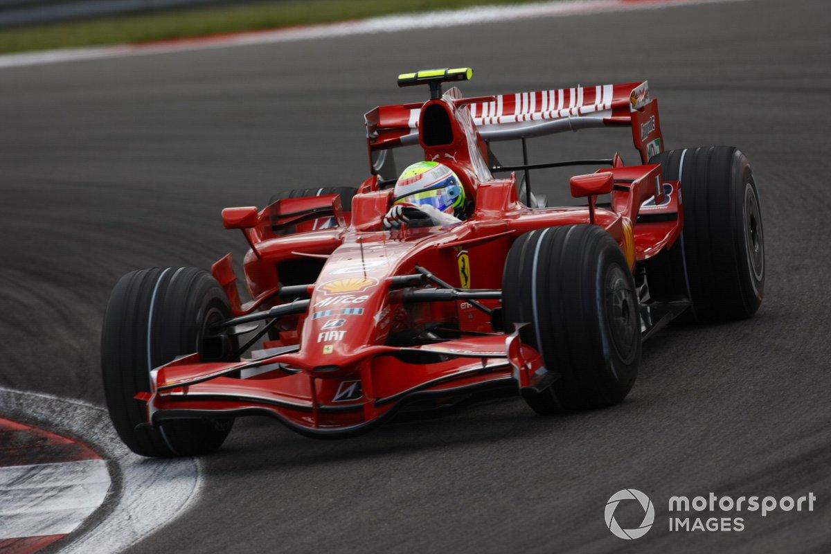Felipe Massa: 269 Grand Prix'nin 165'inden puanla ayrıldı