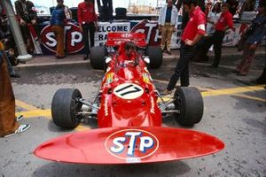 Ronnie Peterson, March 711 Ford Ford
