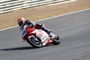Andi Gilang, Honda Team Asia