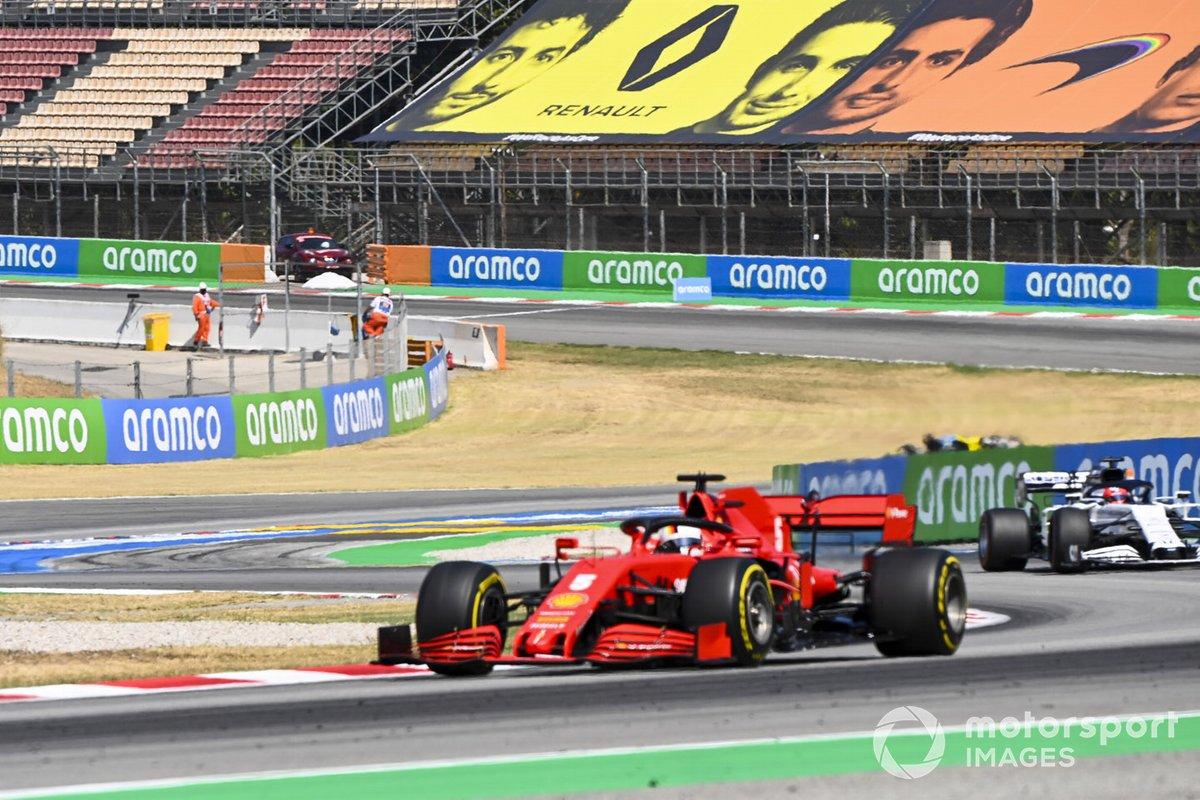 Sebastian Vettel, Ferrari SF1000, Daniil Kvyat, AlphaTauri AT01