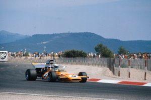 Denny Hulme, McLaren M19A Ford, GP di Francia del 1971