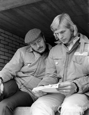 Colin Chapman, Lotus Boss, Reine Wisell, Lotus 72C Ford