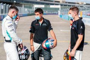 Daniel Abt, NIO 333, Mitch Evans, Jaguar Racing, Stoffel Vandoorne, Mercedes Benz EQ