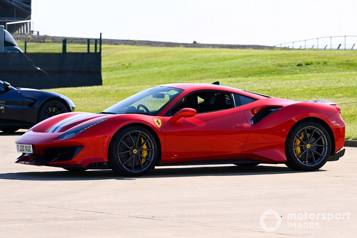 A Ferrari de Otmar Szafnauer