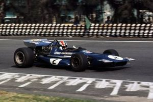 Francois Cevert, Tyrrell, March 701