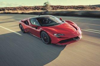 SF90 Stradale, Ferrari