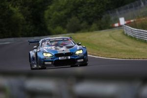 #34 Walkenhorst Motorsport BMW M6 GT3: David Pittard, Mikkel Jensen