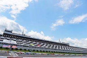 Noah Gragson, JR Motorsports, Chevrolet Camaro líder