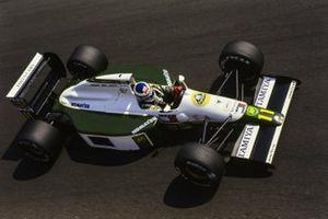 Mika Häkkinen, Lotus 102B Judd