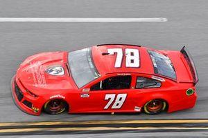 Garrett Smithley, B.J. McLeod Motorsports, Chevrolet Camaro Baker Camp Arnold Capital Management