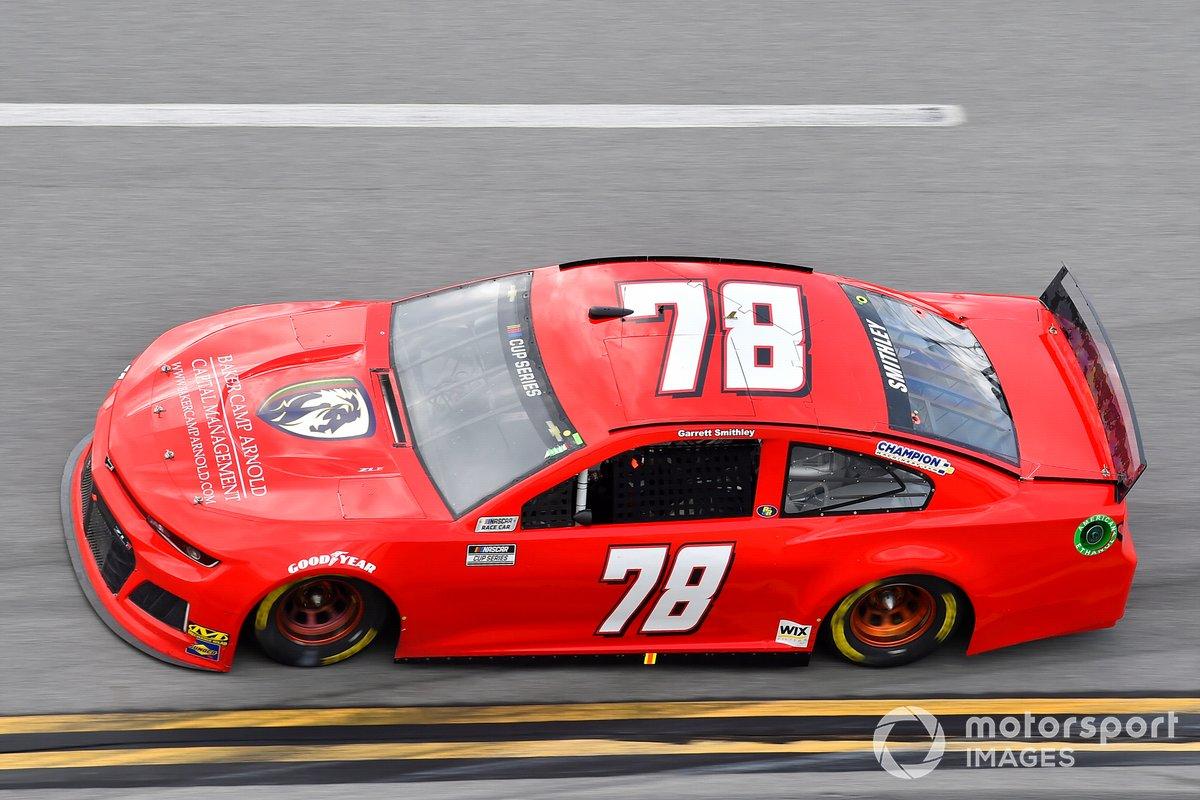 B.J. McLeod Motorsports (Chevrolet?)