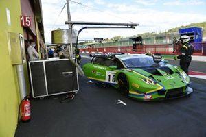 Aghakhani Steven, Giammaria Raffaele, Pulcini Leonardo, Lamborghini Huracan GT3 Evo #19, Vincenzo Sospiri Racing